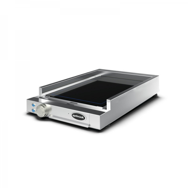 Spidoflat SPE-SP200 Single Ceramic Glass Plate Flat Grill
